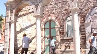 Aliağa Merkez Camii Tadilatı